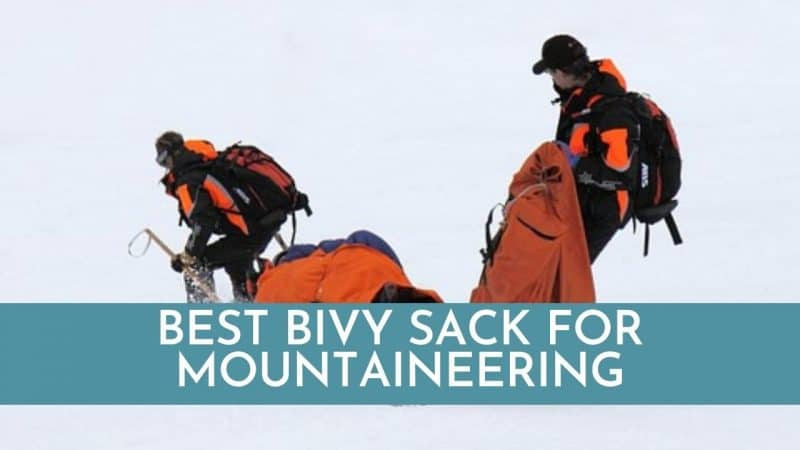 Best Bivy Sack for Mountaineering